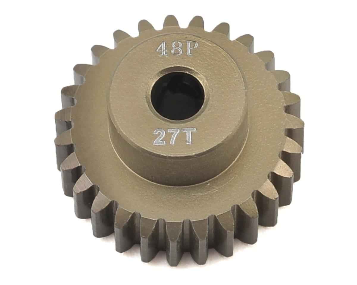 48P Aluminum Pinion Gear (27T) by Ruddog