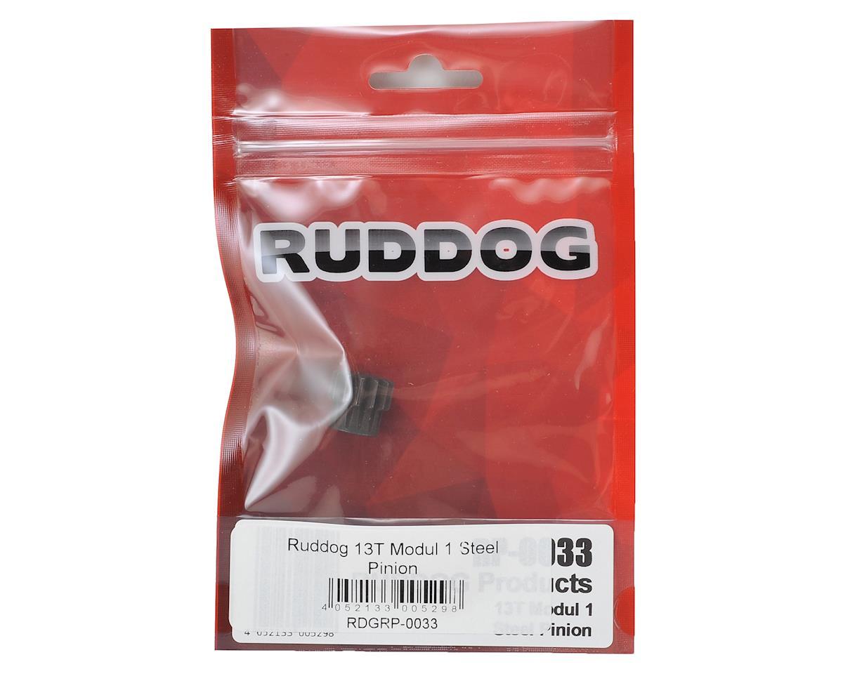 Ruddog Mod 1 Steel Pinion Gear (13T)