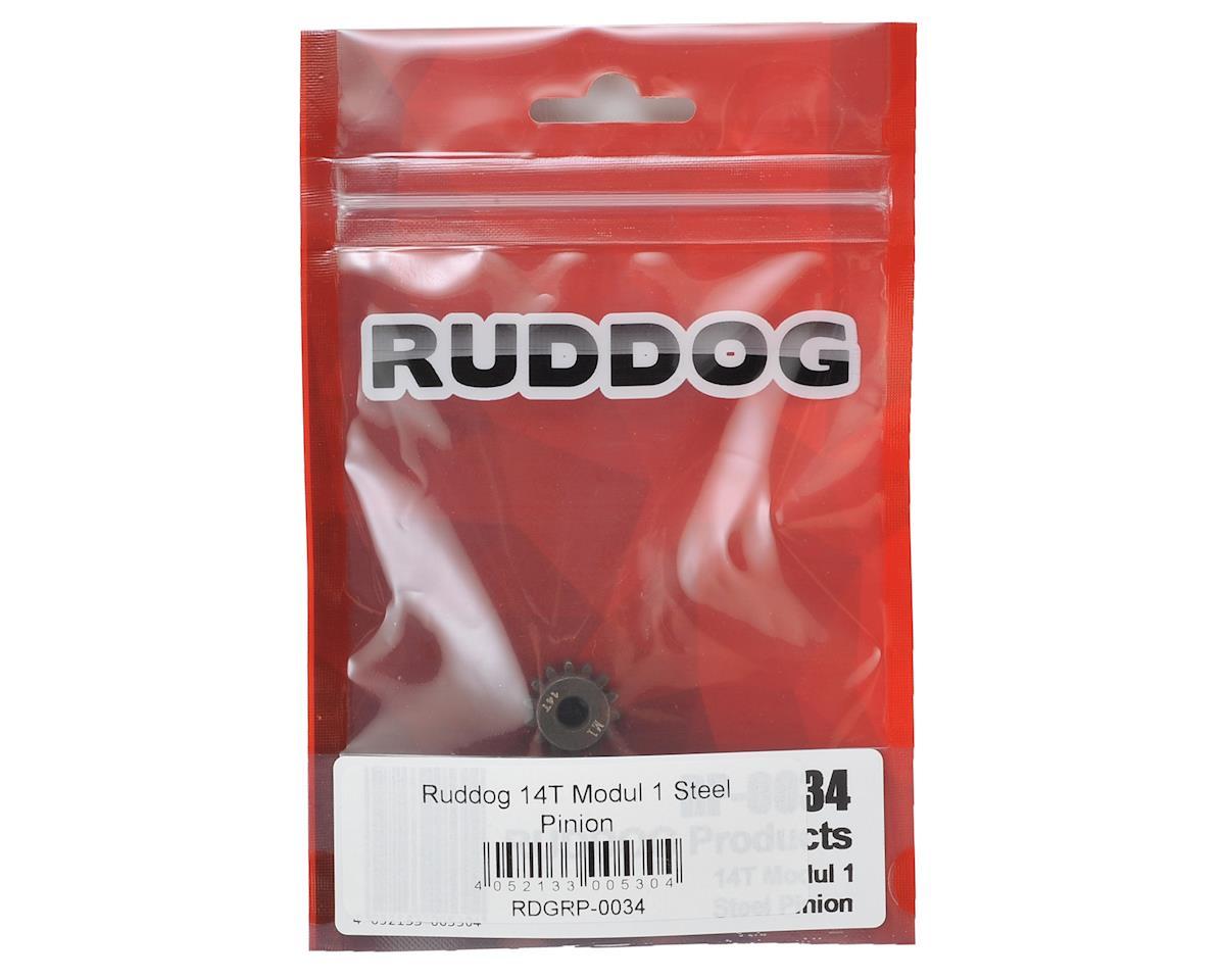 Ruddog Mod 1 Steel Pinion Gear (14T)