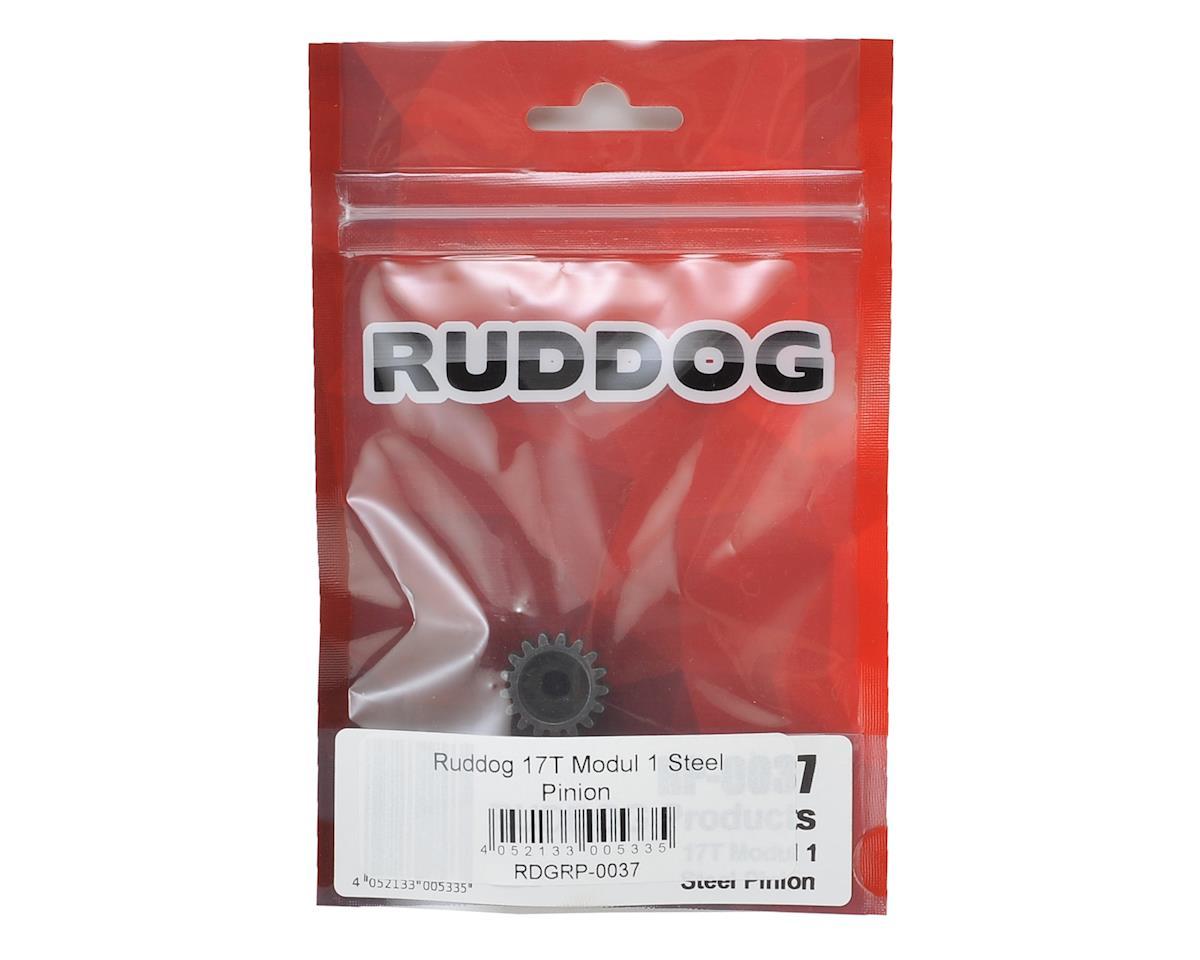 Ruddog Mod 1 Steel Pinion Gear (17T)