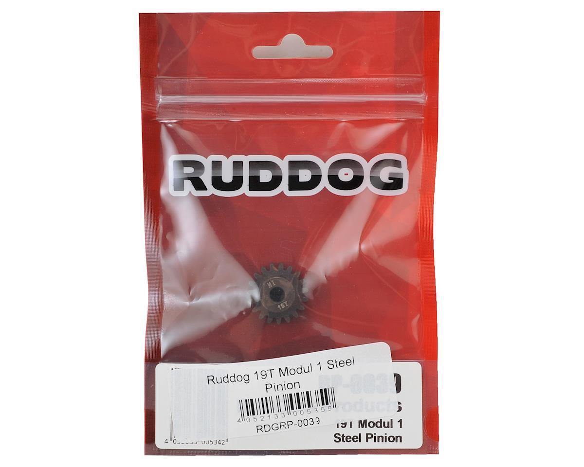 Ruddog Mod 1 Steel Pinion Gear (19T)