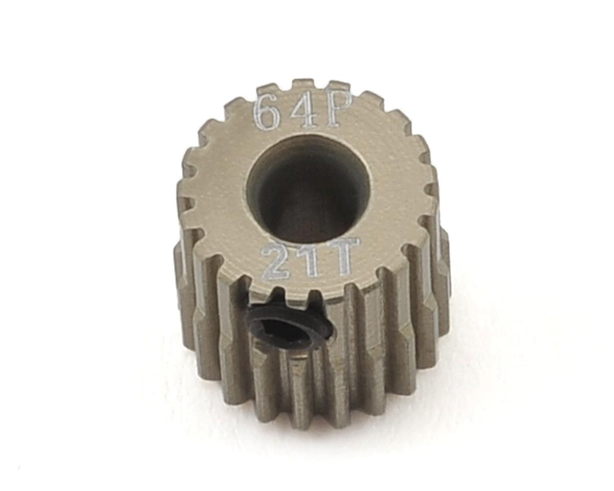 64P Aluminum Pinion Gear (21T) by Ruddog