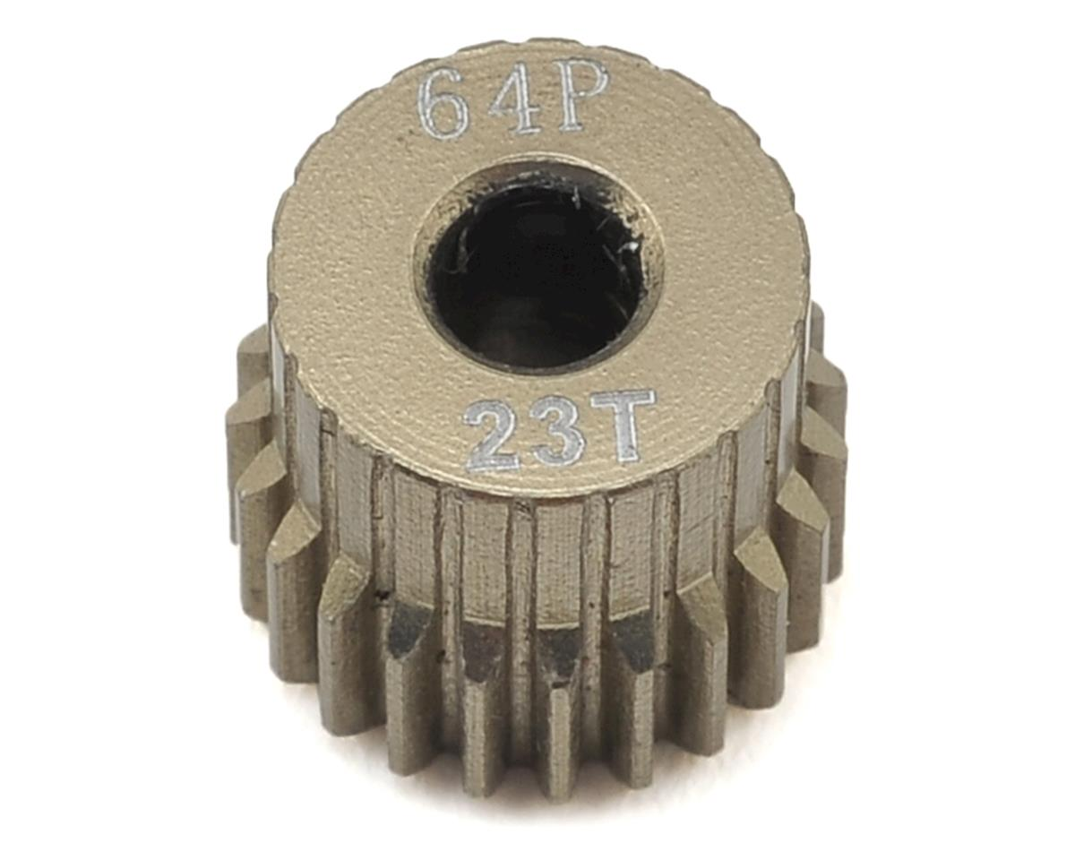 64P Aluminum Pinion Gear (23T) by Ruddog
