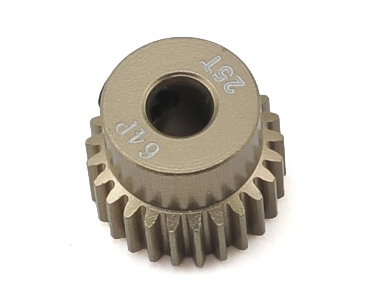 64P Aluminum Pinion Gear (25T) by Ruddog