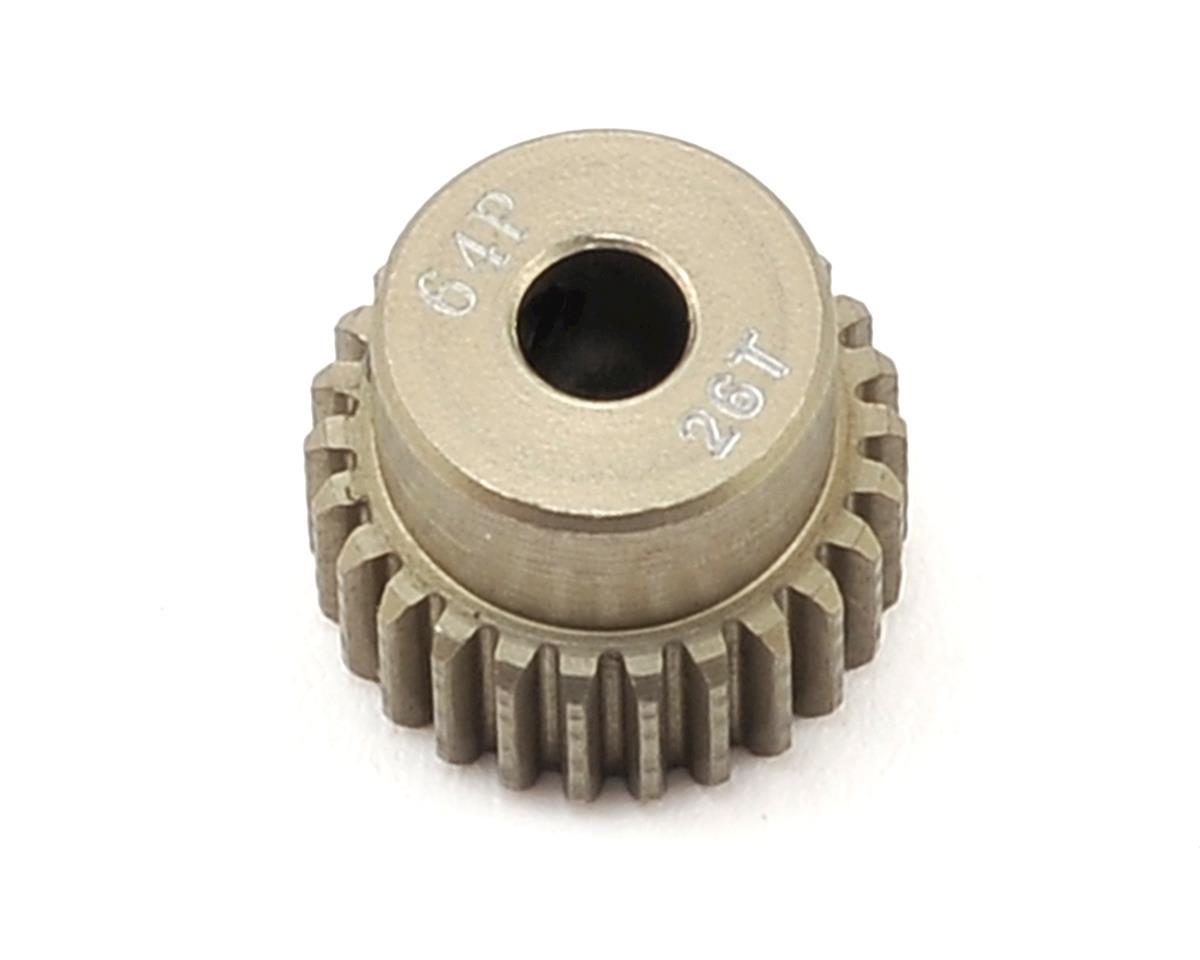 64P Aluminum Pinion Gear (26T) by Ruddog