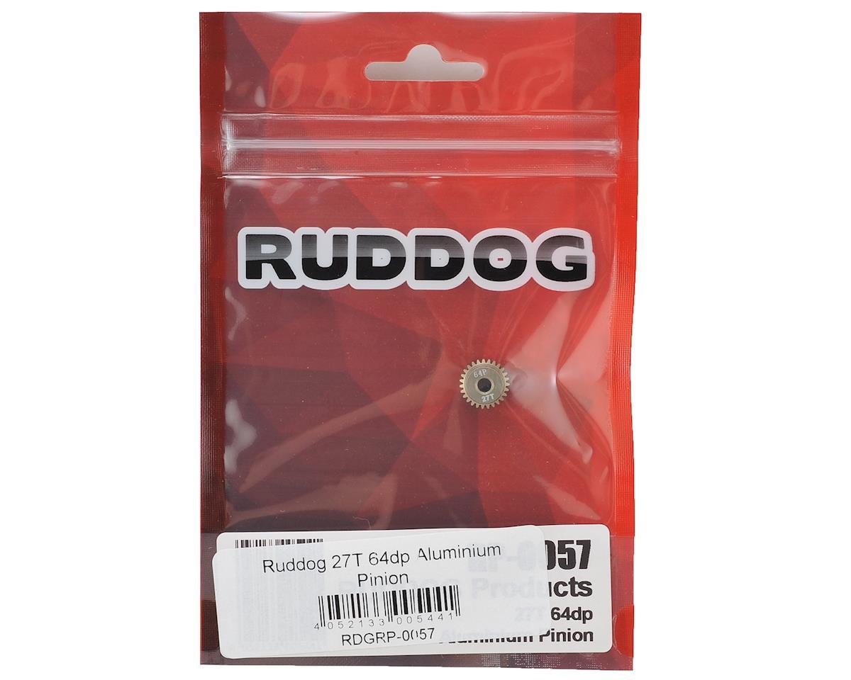 Ruddog 64P Aluminum Pinion Gear (27T)
