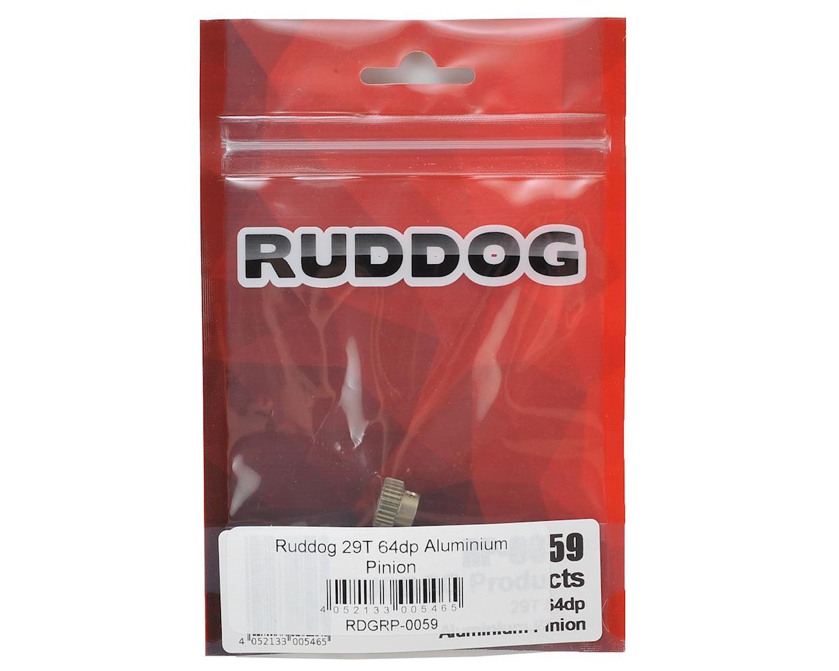 Ruddog 64P Aluminum Pinion Gear (29T)