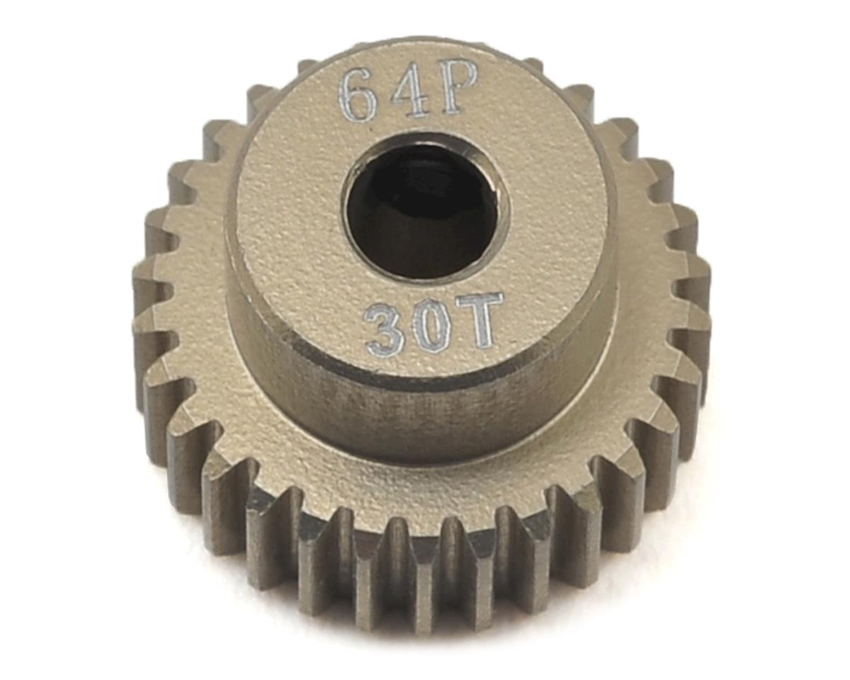64P Aluminum Pinion Gear (30T) by Ruddog