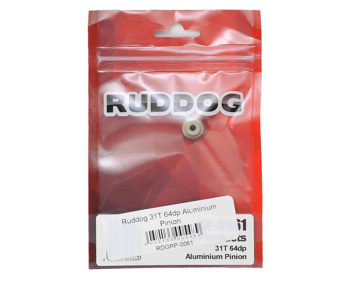Ruddog 64P Aluminum Pinion Gear (31T)