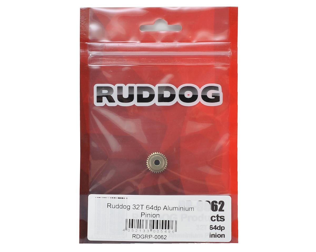 Ruddog 64P Aluminum Pinion Gear (32T)
