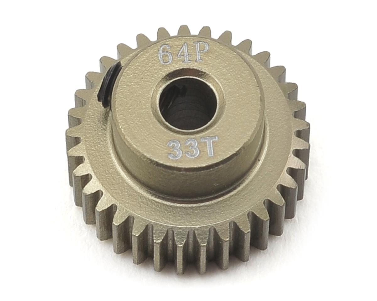 64P Aluminum Pinion Gear (33T) by Ruddog