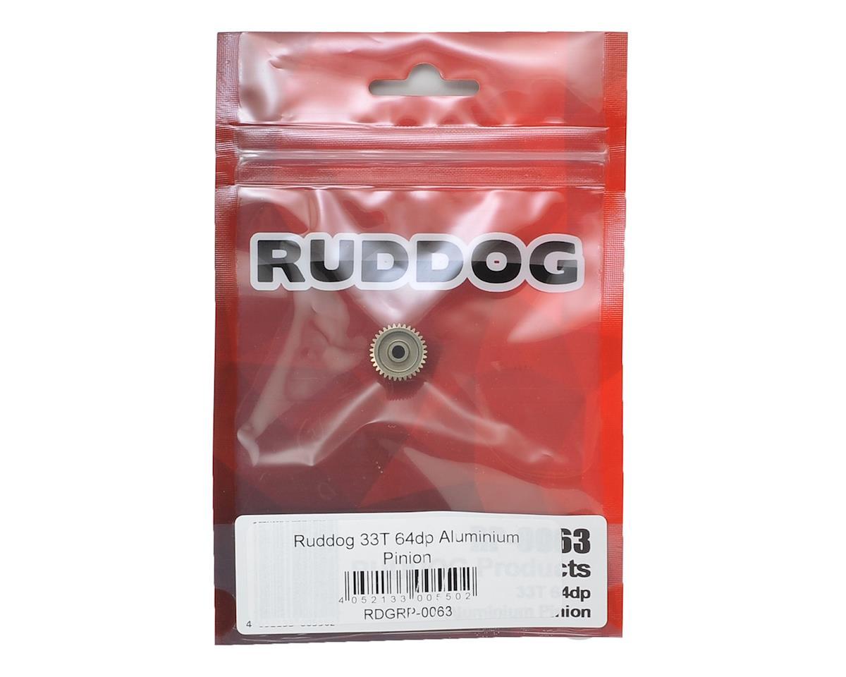 Ruddog 64P Aluminum Pinion Gear (33T)