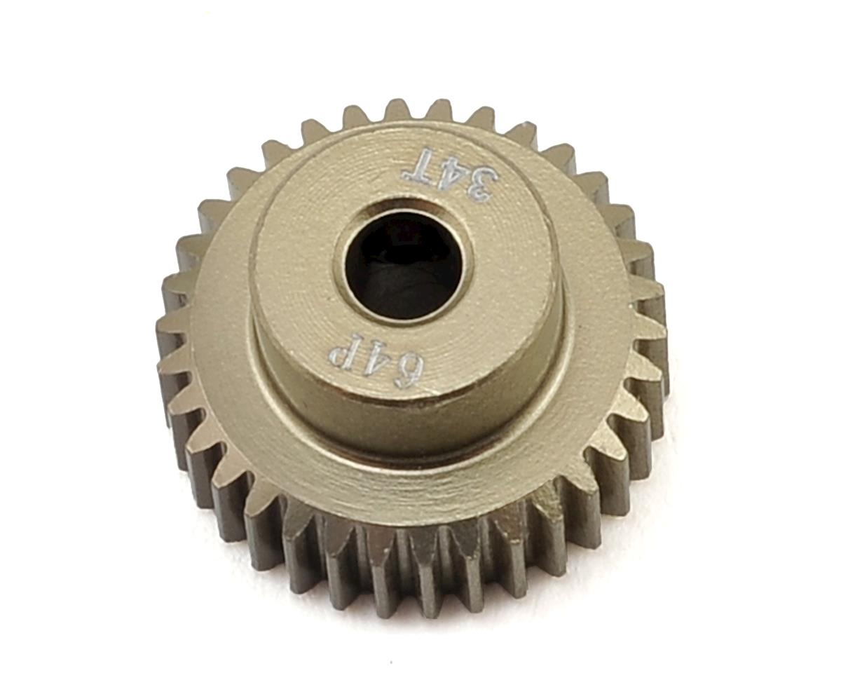 64P Aluminum Pinion Gear (34T) by Ruddog