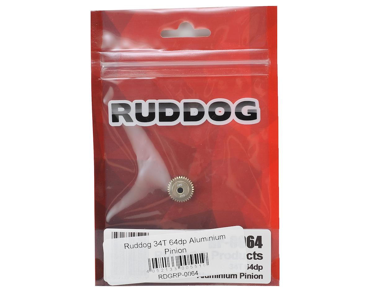 Ruddog 64P Aluminum Pinion Gear (34T)