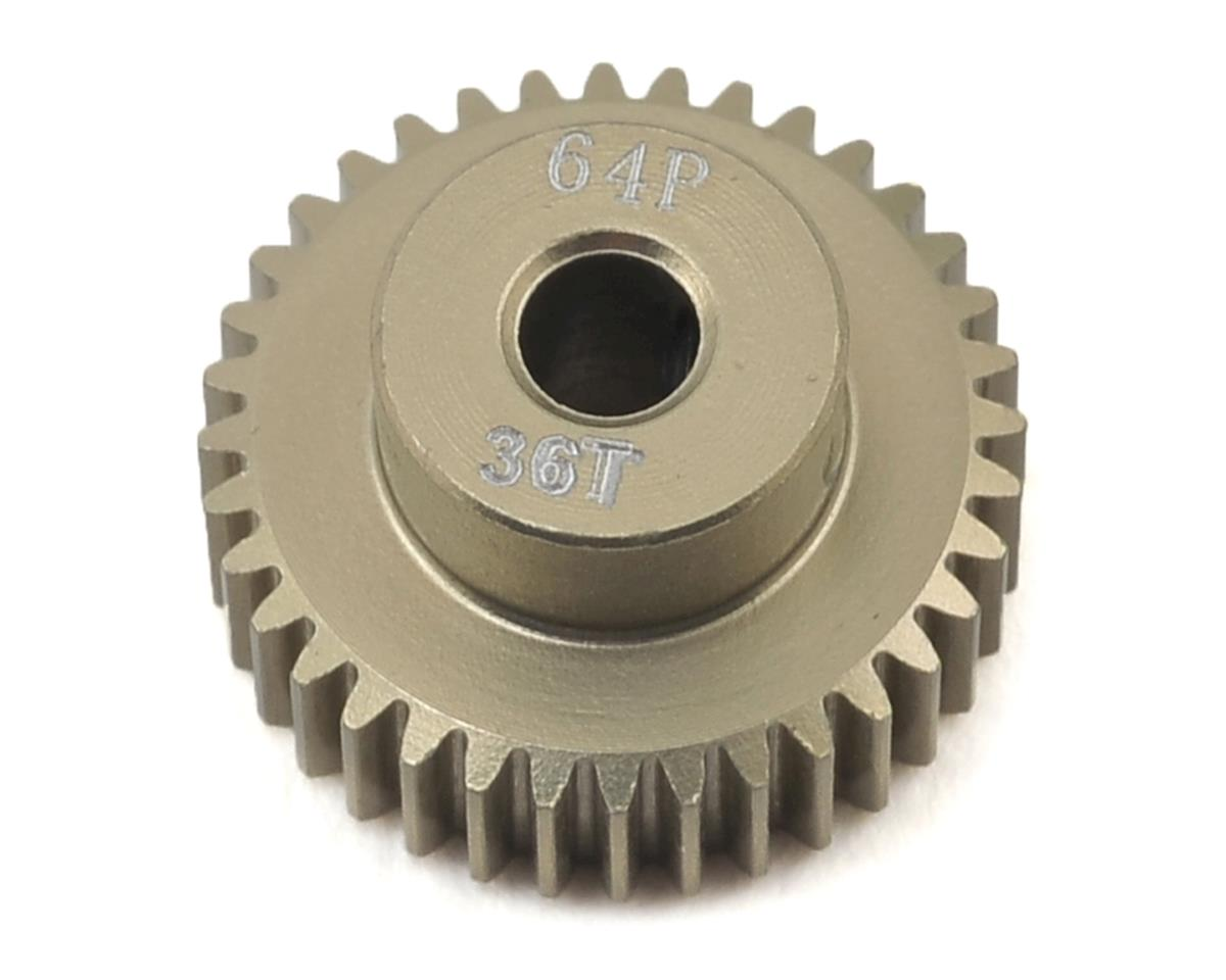 64P Aluminum Pinion Gear (36T) by Ruddog