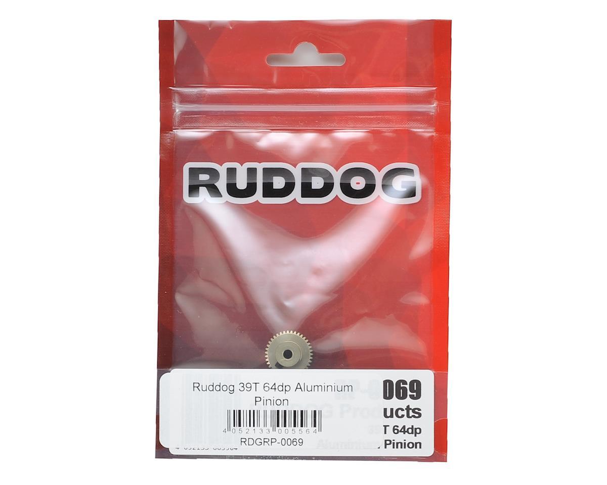 64P Aluminum Pinion Gear (39T) by Ruddog