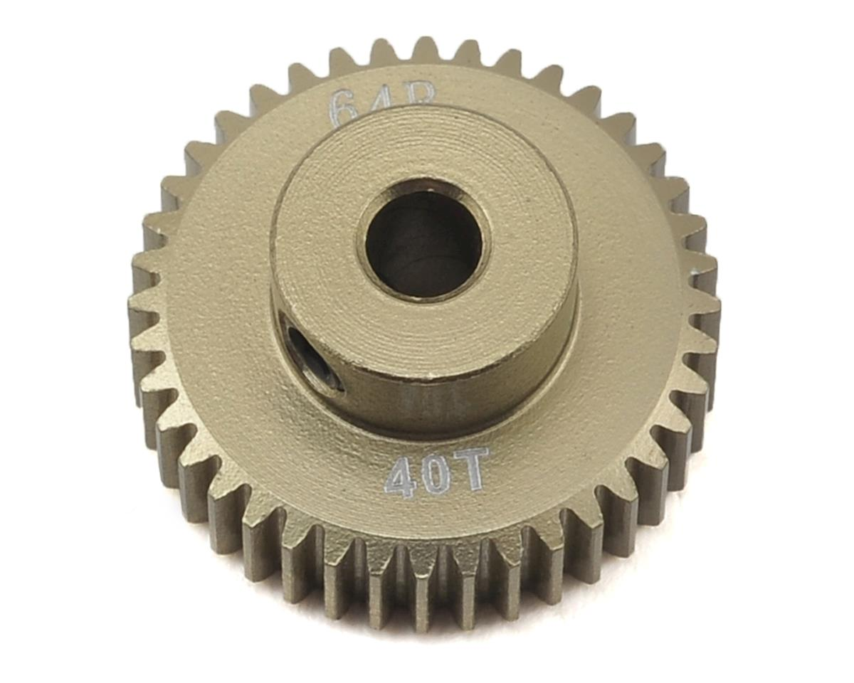 64P Aluminum Pinion Gear (40T) by Ruddog