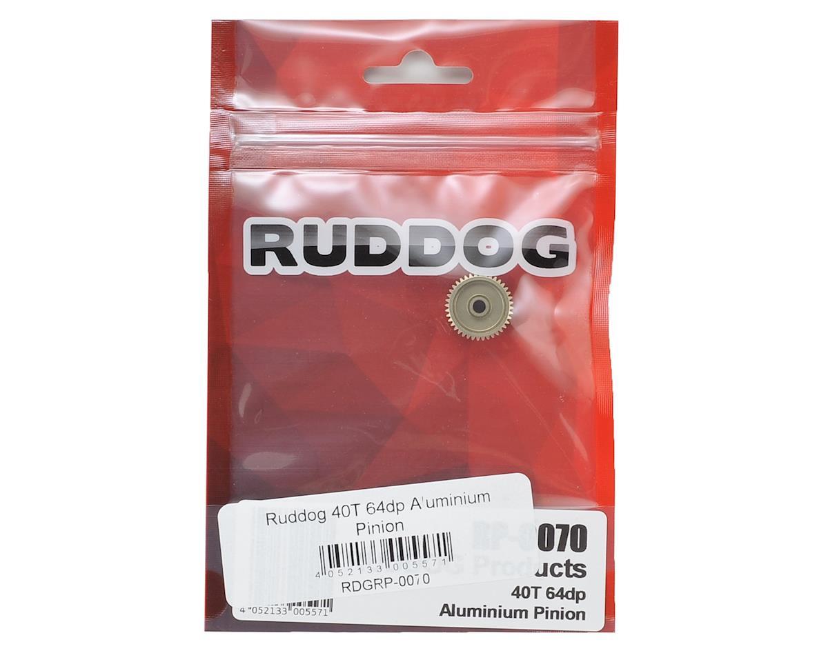 Ruddog 64P Aluminum Pinion Gear (40T)