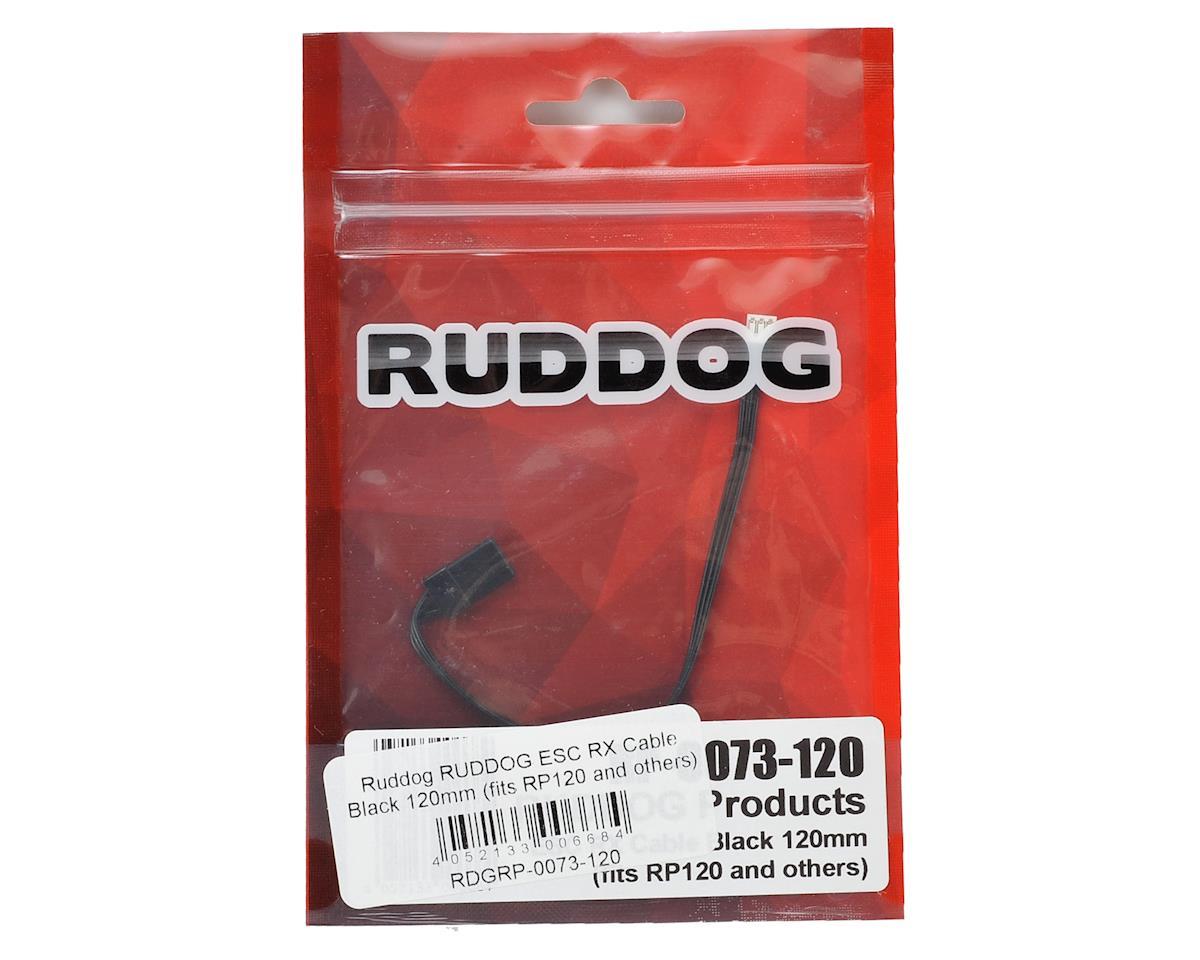 Ruddog ESC Receiver Cable (120mm)