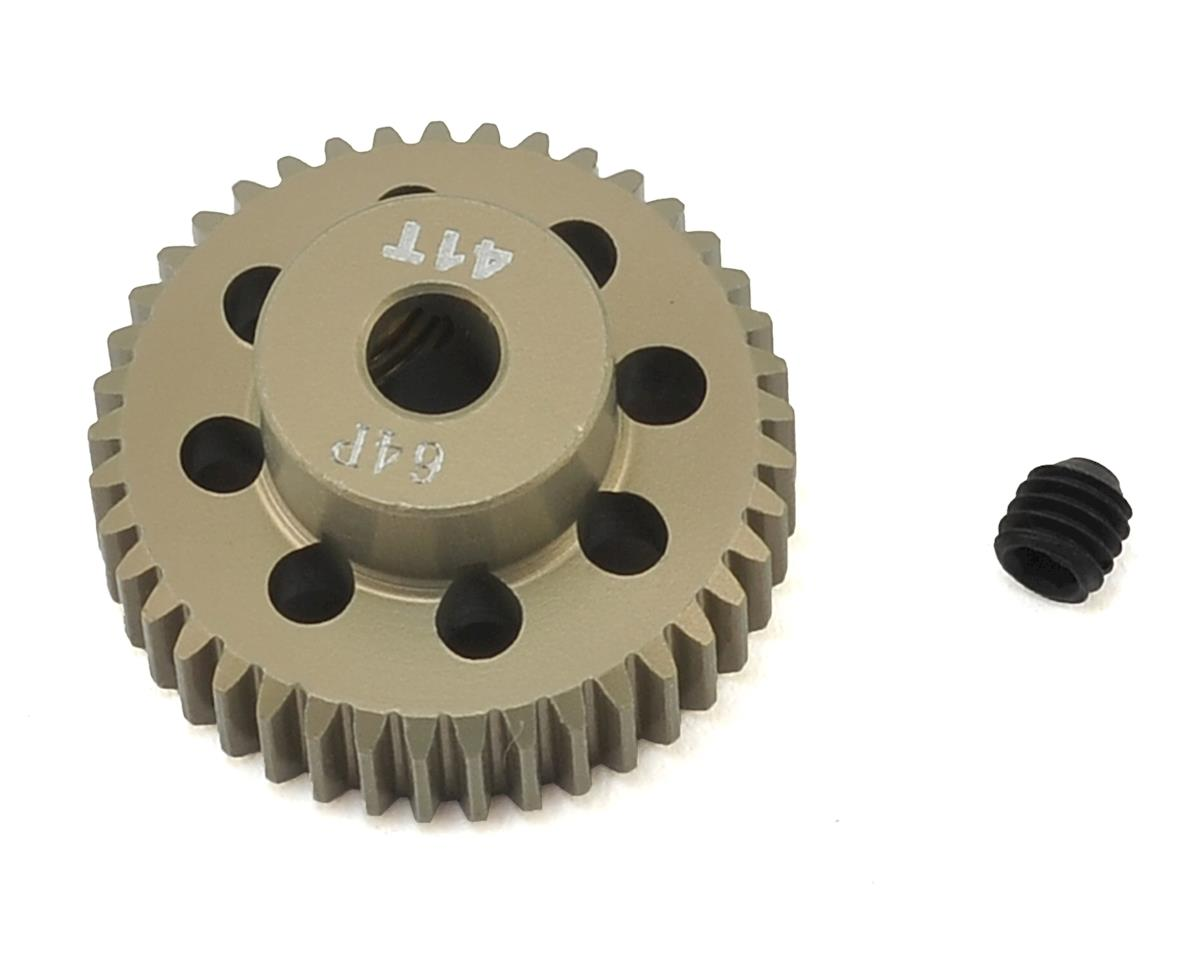 64P Aluminum Pinion Gear (41T) by Ruddog