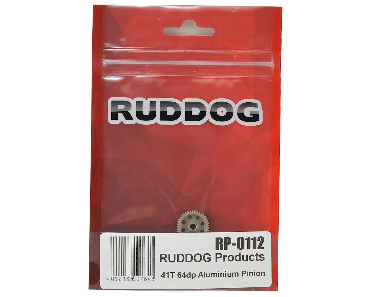 Ruddog 64P Aluminum Pinion Gear (41T)