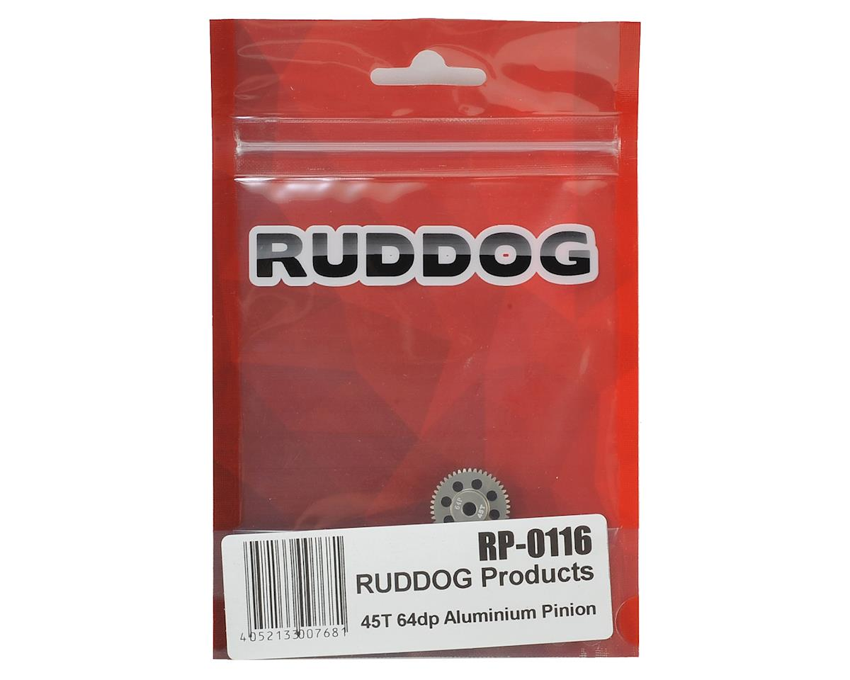 Ruddog 64P Aluminum Pinion Gear (45T)
