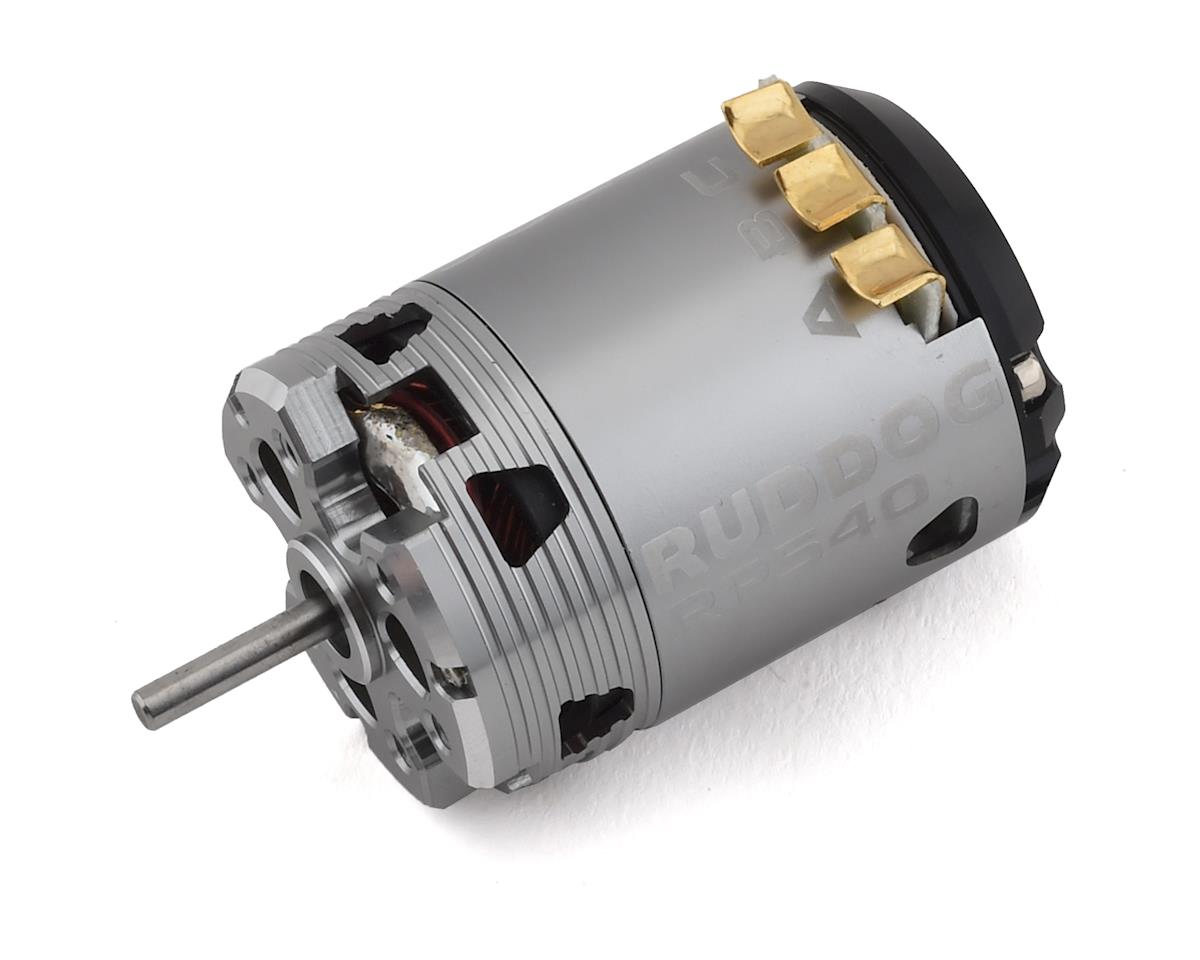 Ruddog RP540 Fixed Timing Sensored Brushless Motor (13.5T)