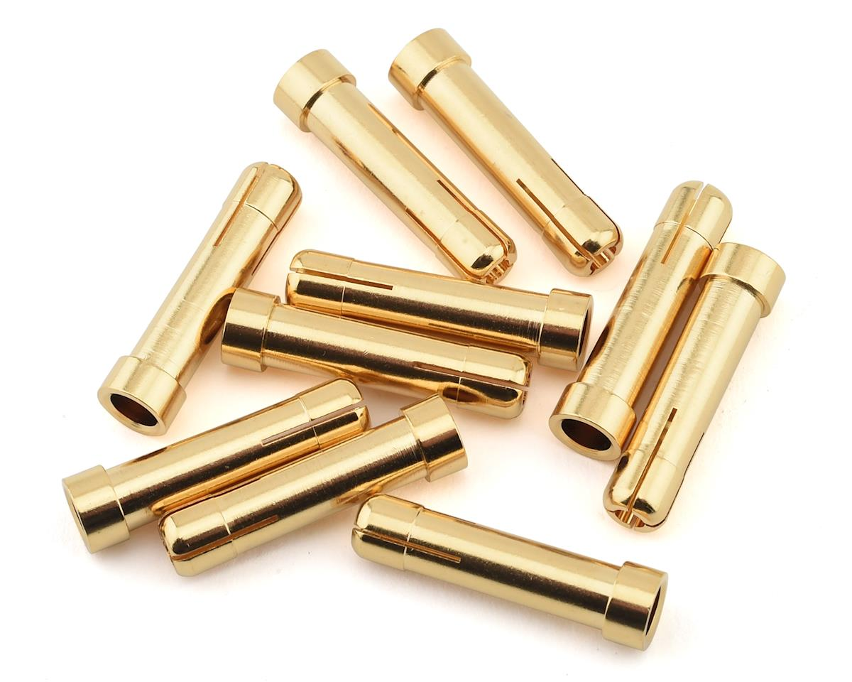 Ruddog 5mm to 4mm Adapter Bullet Plug (10)