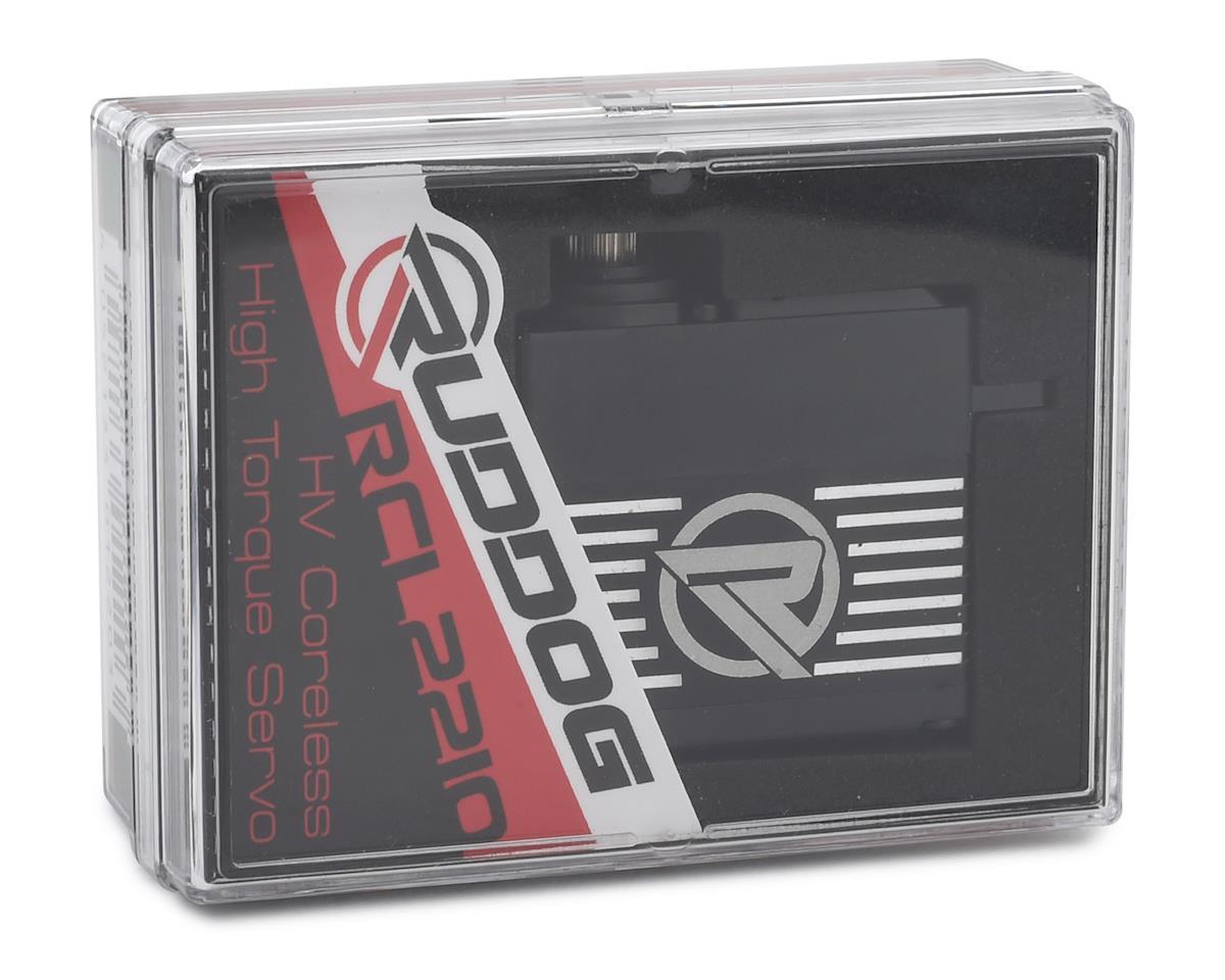 Ruddog RCL2210 Coreless High Torque Servo (High Voltage)
