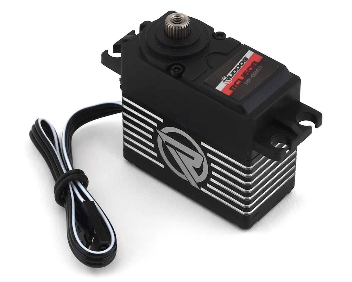 Ruddog RCL1608 Coreless High Speed Servo (High Voltage)