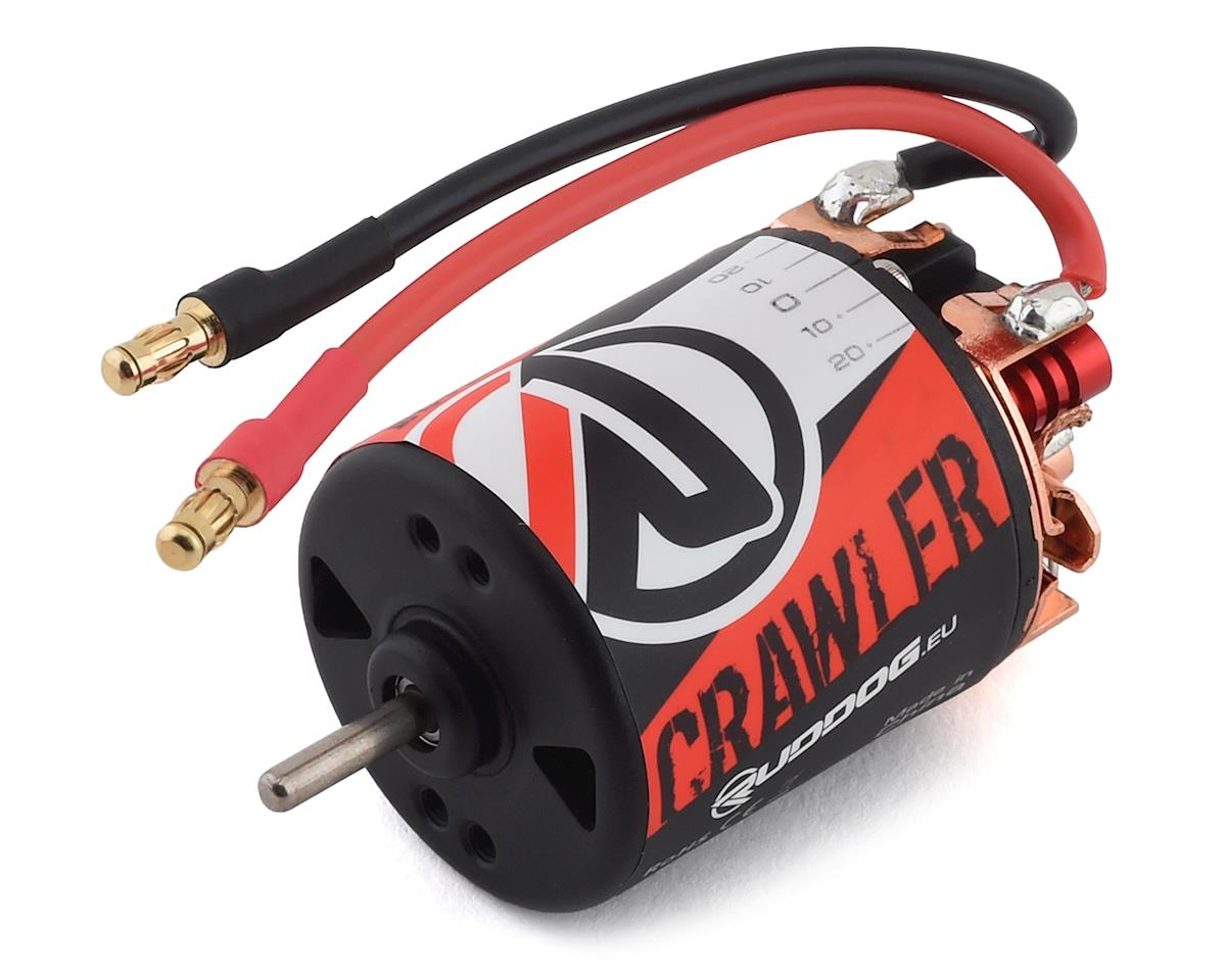 Ruddog 3-Slot Brushed Crawler Motor (35T)