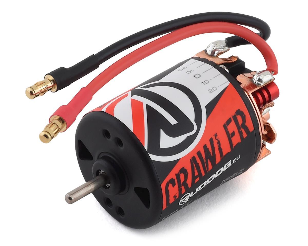 Ruddog 5-Slot Brushed Crawler Motor (13T)