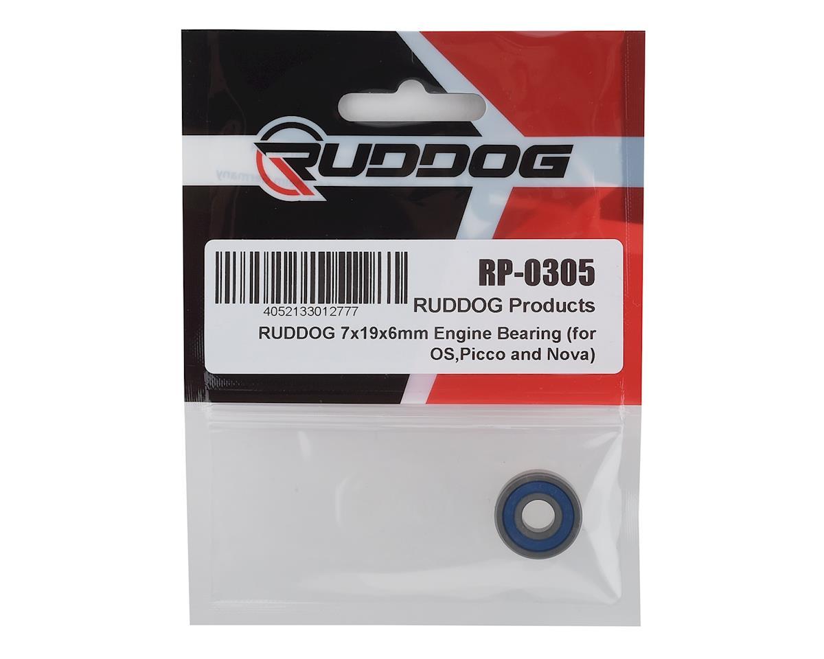 Ruddog 7x19x6mm Engine Bearing (OS, Picco, ProTek, REDS)
