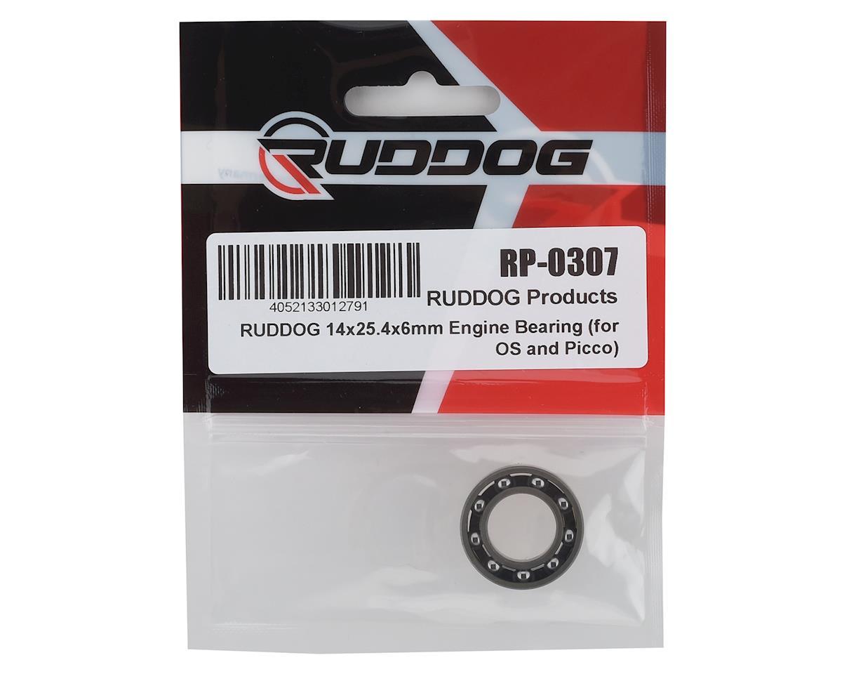 Ruddog 14x25.4x6mm Engine Bearing (OS, Picco, ProTek, REDS)