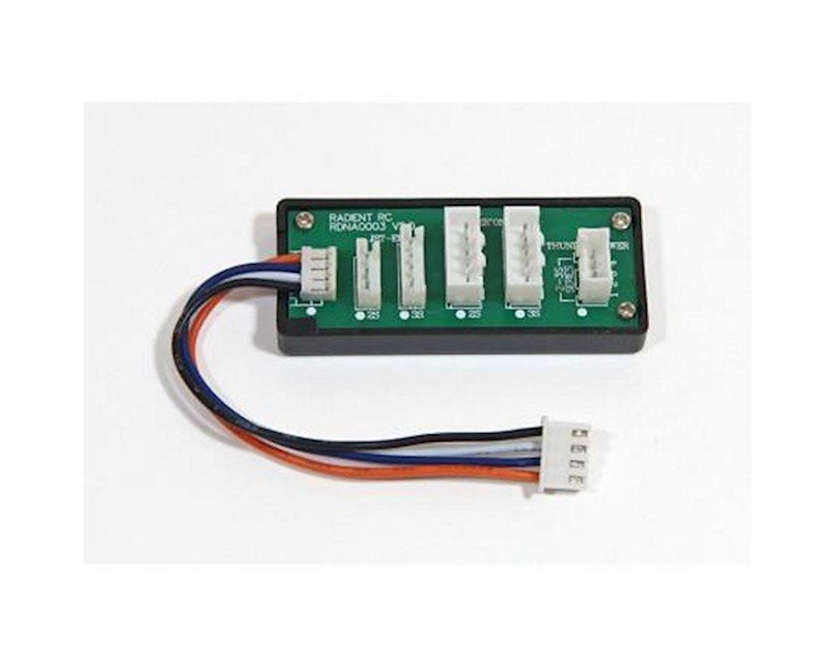 Radient Primal-Ascend 2-3s Universal Bal Board