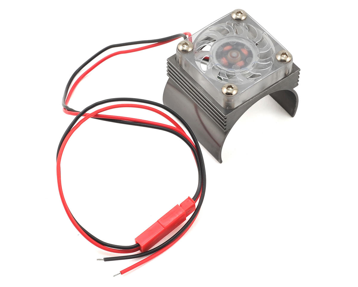 Radient 540 Reaktor Motor Heatsink w/30mm Cooling Fan