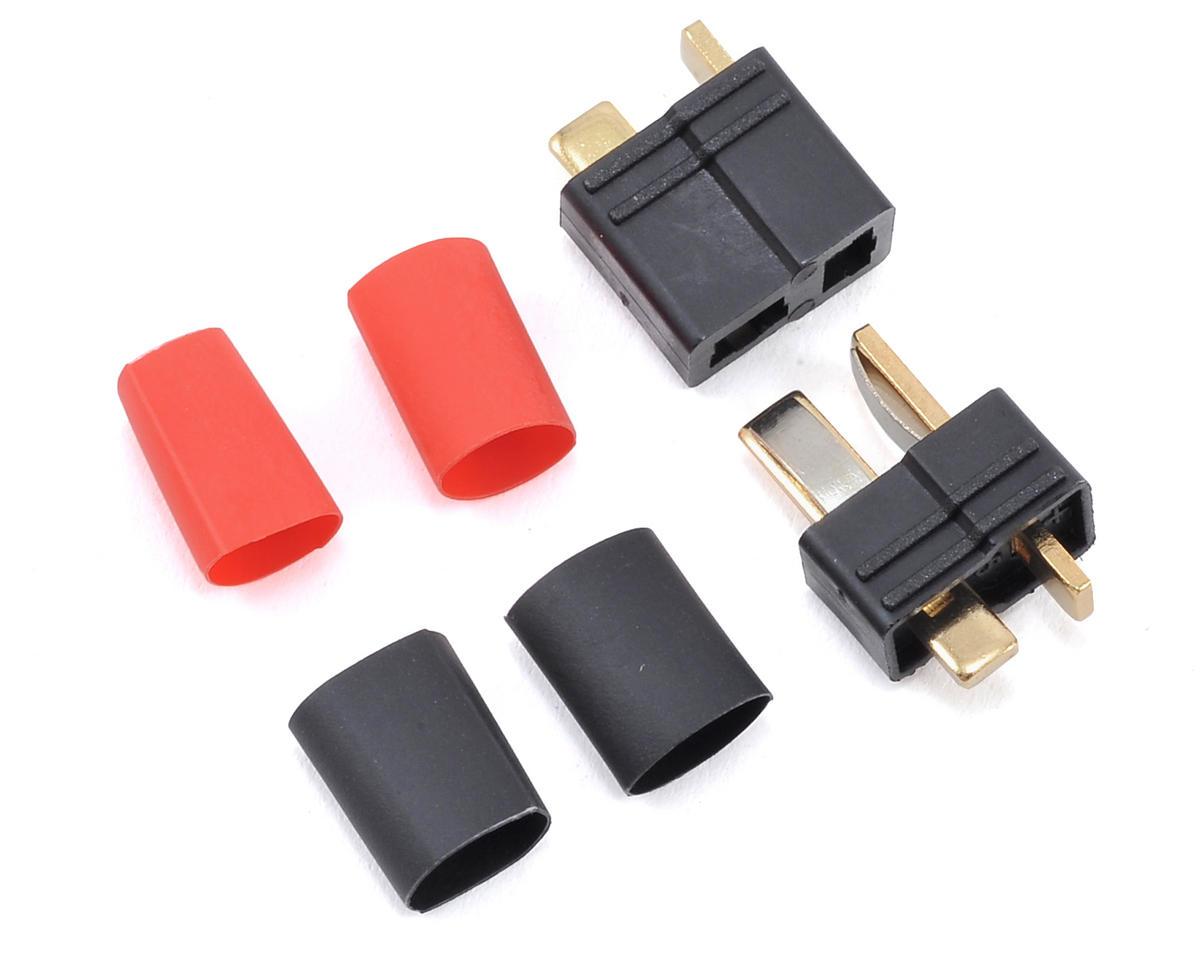 Radient HCT T-Style Plug (Pair - 1 Female, 1 Male)