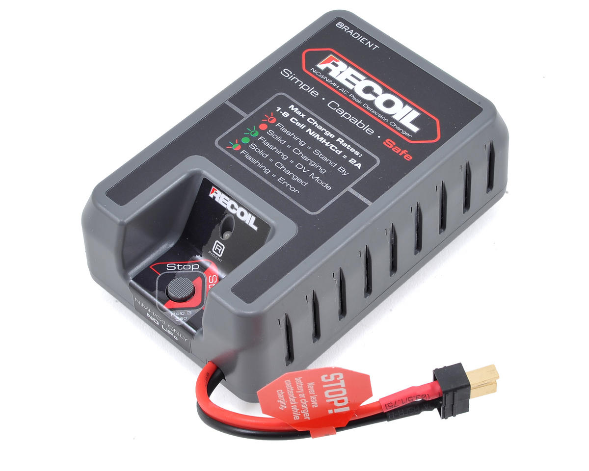 Recoil NiMH 20W Peak Charger (US)