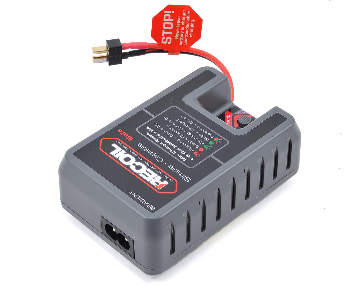 Radient Recoil NiMH 20W Peak Charger (US)