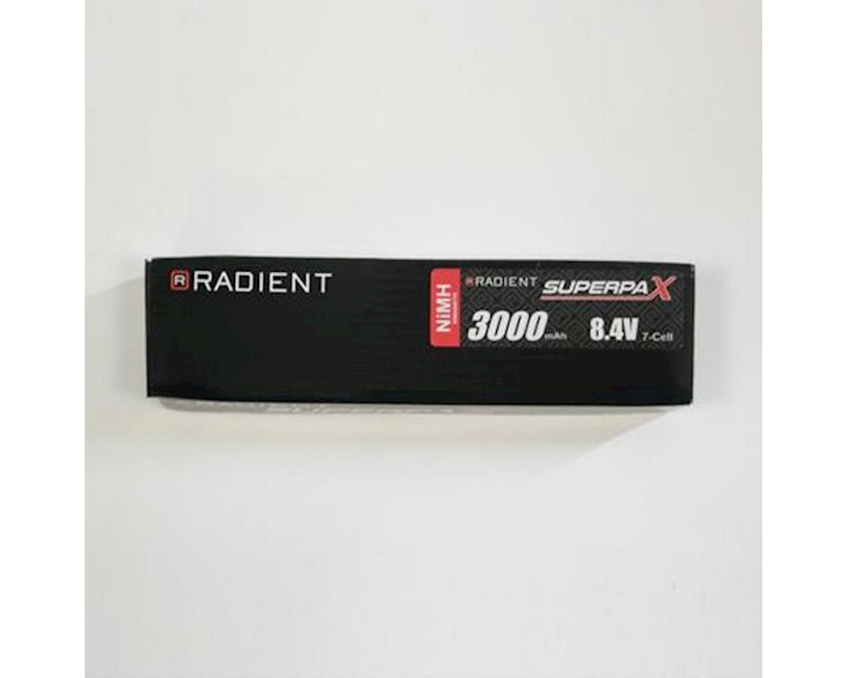 7-Cell NiMH Stick Pack Battery w/Traxxas Connector (8.4V/3000mAh) by Radient