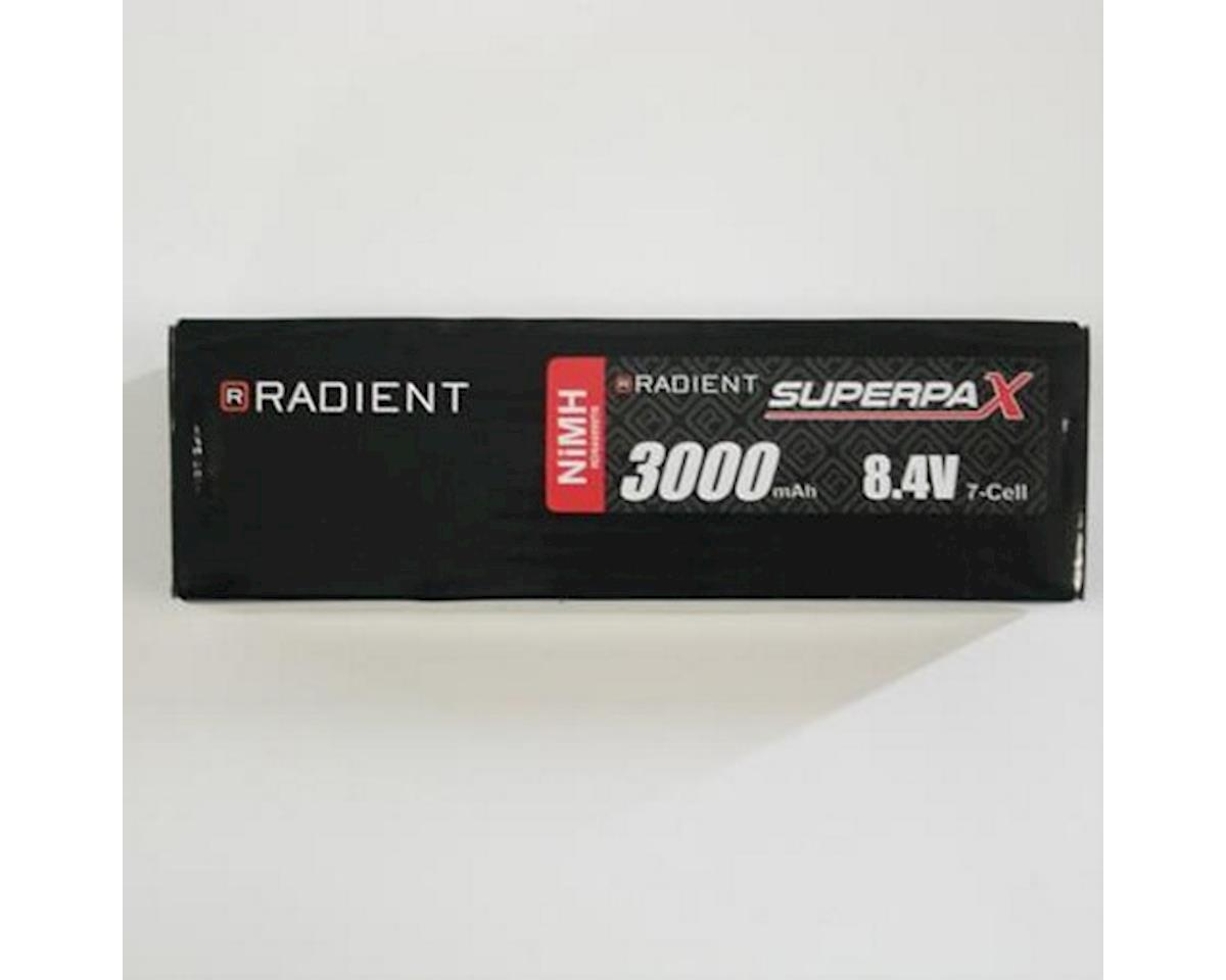 Radient 7-Cell NiMH Hump Pack Battery w/Traxxas Connector (8.4V/3000mAh)