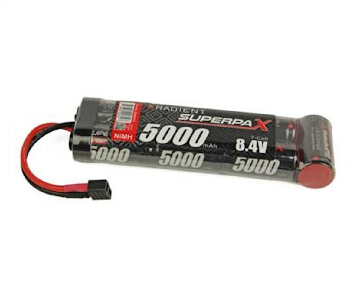 Radient 7-Cell NiMH Stick Pack Battery w/T-Style Connector (8.4V/5000mAh)