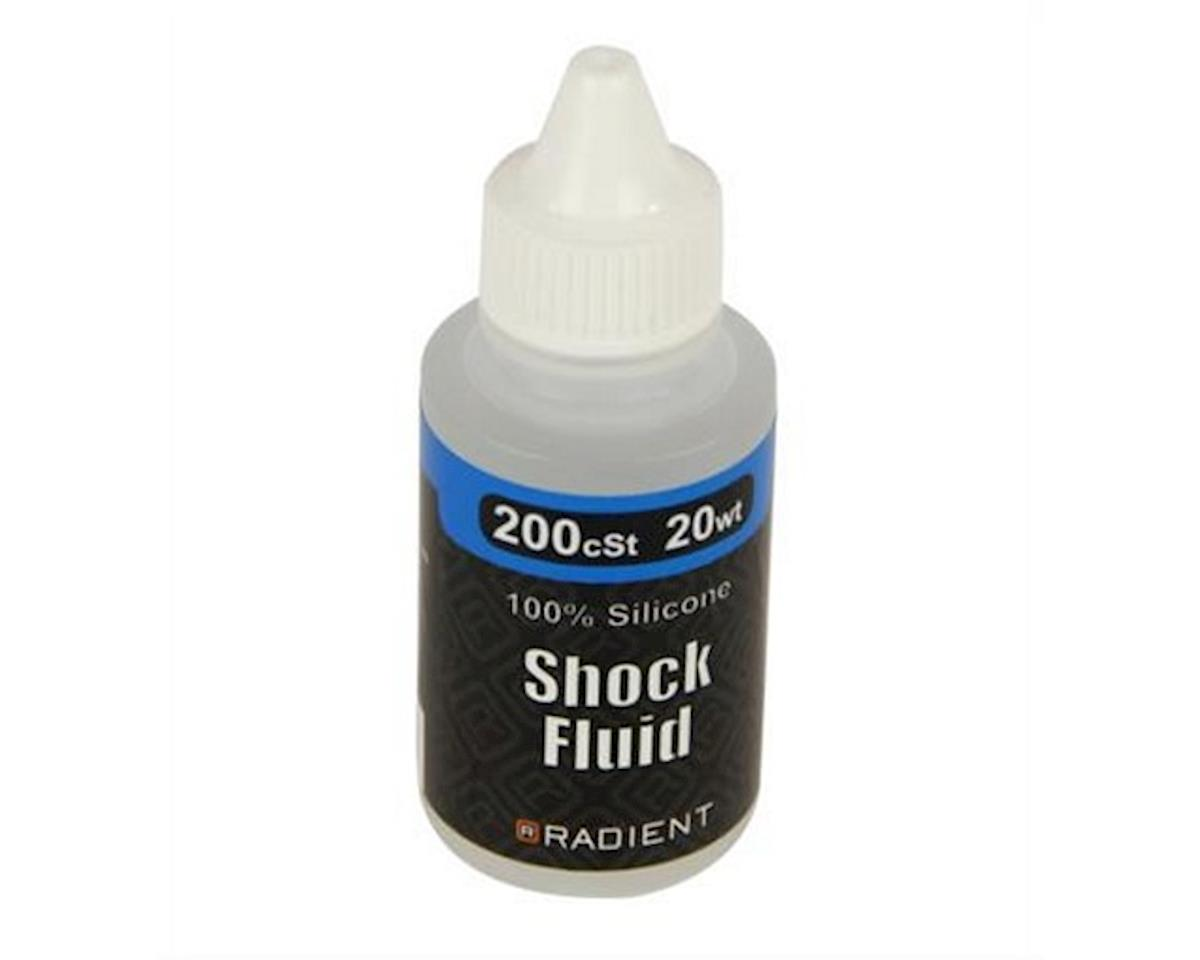 Radient Silicone Shock Oil, 20wt, 200cSt