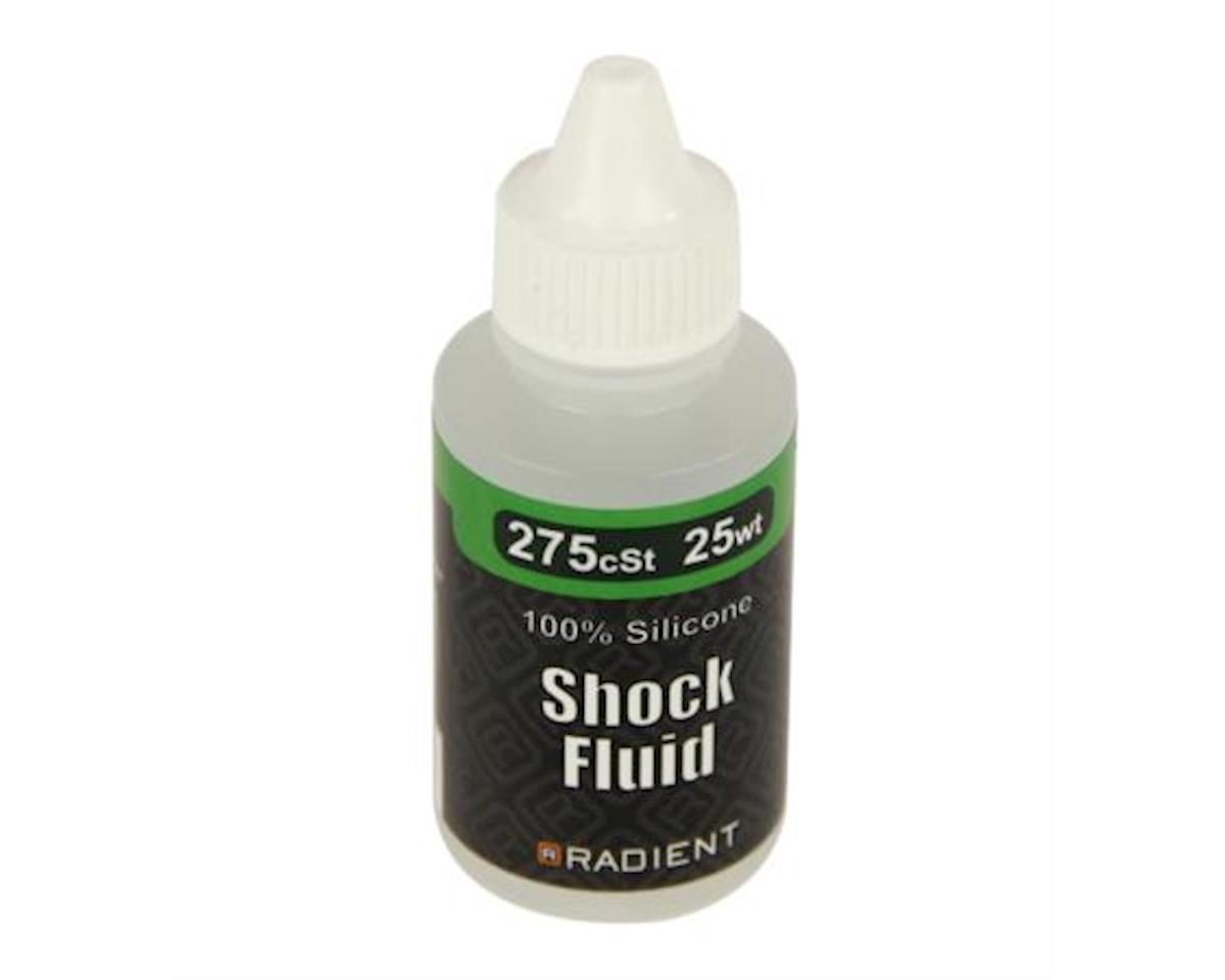 Radient Silicone Shock Oil, 25wt, 275cSt