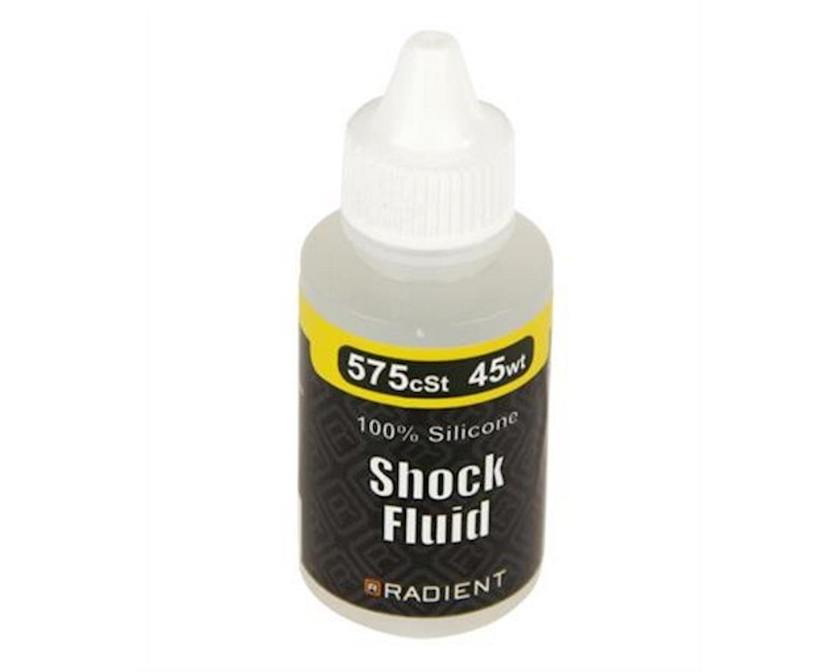 Silicone Shock Oil, 45wt, 575cSt by Radient