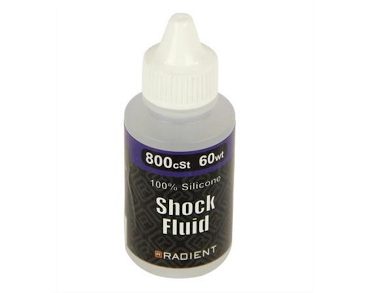 Radient Silicone Shock Oil, 60wt, 800cSt