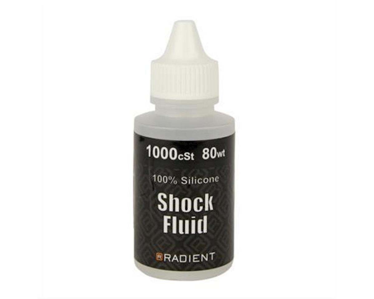 Radient Silicone Shock Oil, 80wt, 1000cSt