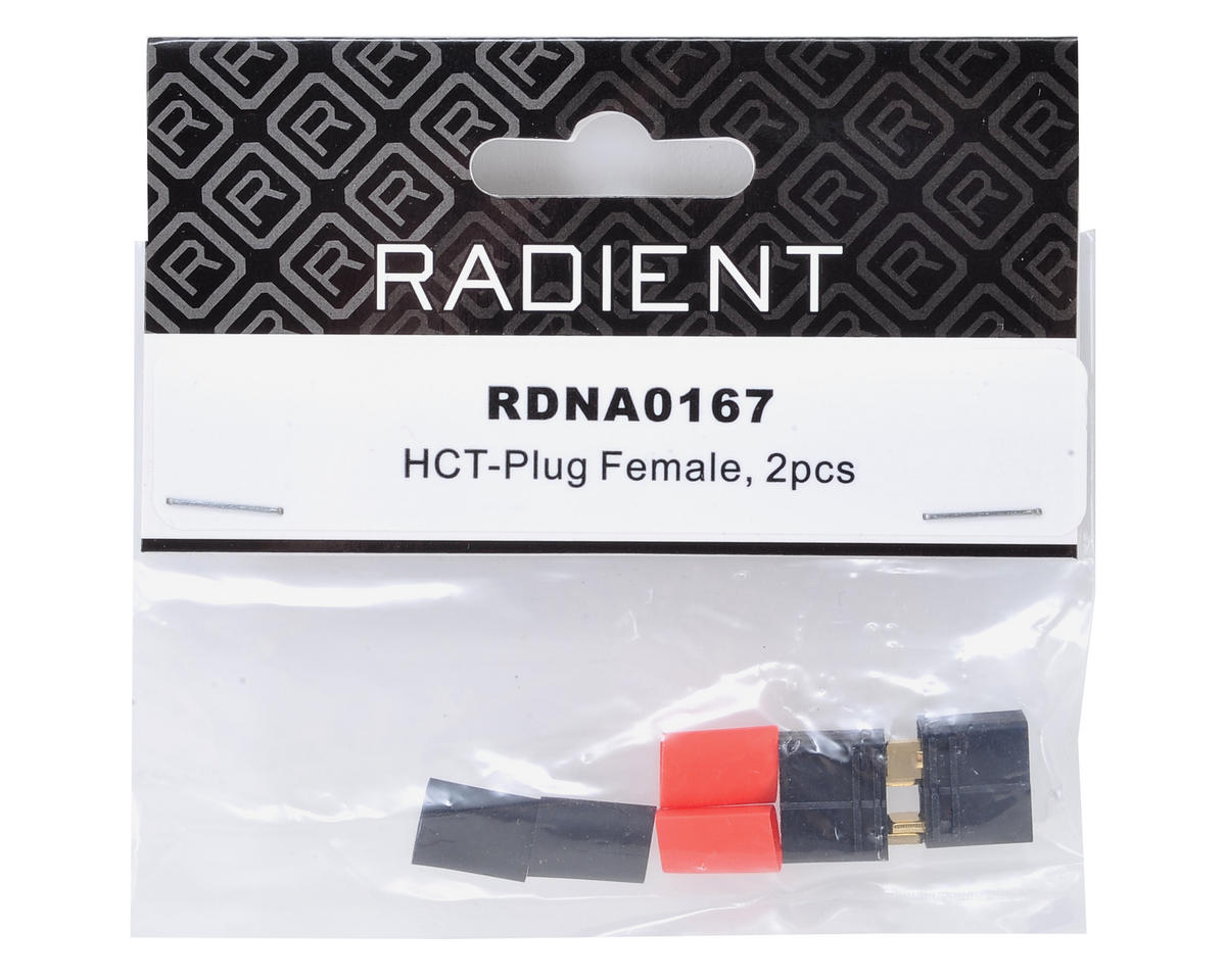 Radient T-Style Connector Plug (Female) (2)
