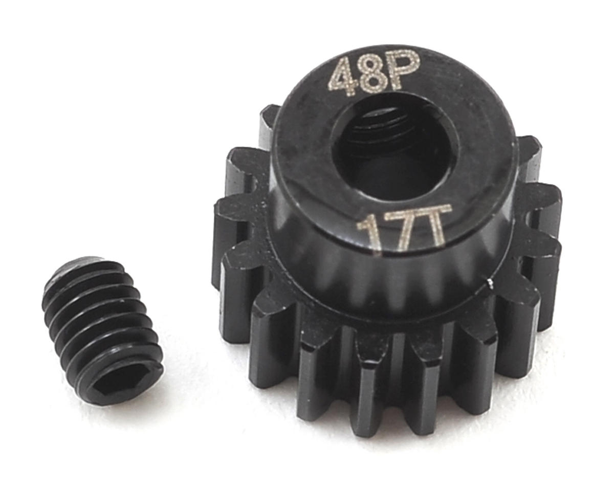Radient 48P Steel Pinion Gear (3.17mm Bore) (17T)