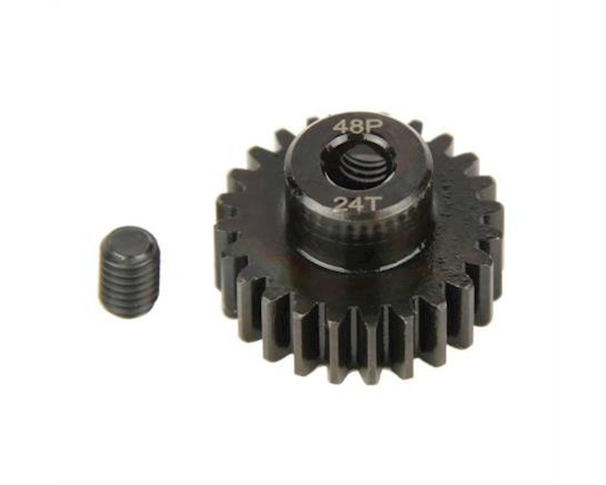 Radient Pinion Gear, 48P, Steel 24T